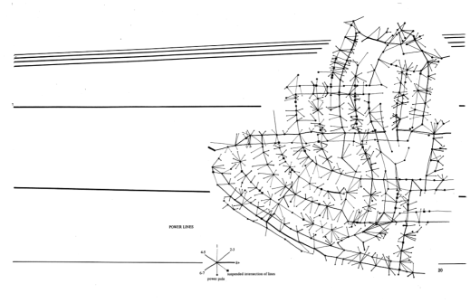 Lines Overhead Map