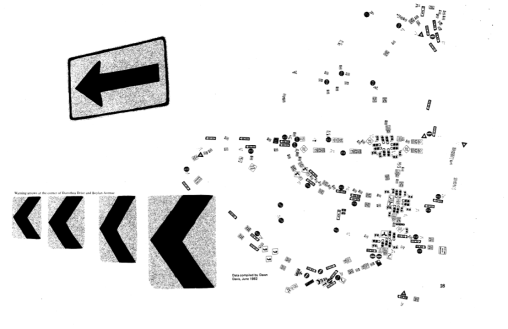 Sign Map (click to enlarge)