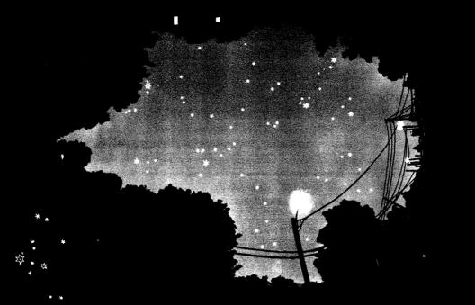 Stars Map