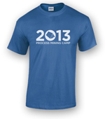 Register in time to get your official camp t-shirt!