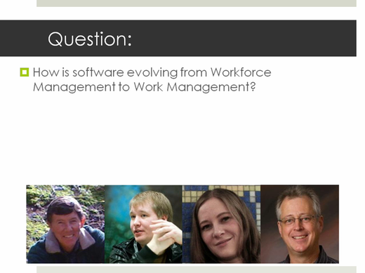 Watch the recording of the webinar 'New Tools for Knowledge Workers'