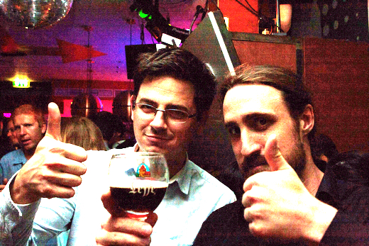 Our Process Mining Party was awesome! (photo taken by Sander Leemans)