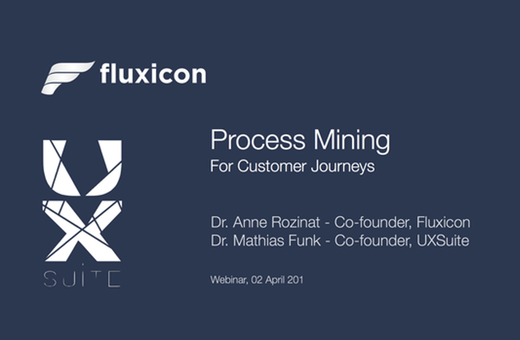 Webinar on Process Mining for Customer Journeys