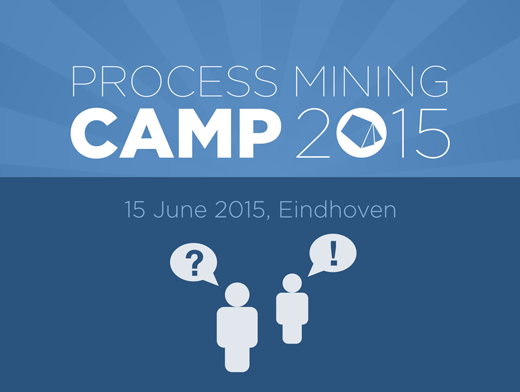 Process Mining Camp 2015 -- Get your ticket now!