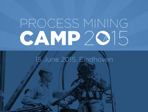 Get your ticket for Process Mining Camp 2015 now! width=