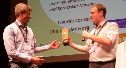 Ube Wins BPI Challenge Award 2015