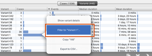 Variant Filter Shortcut (click to enlarge)