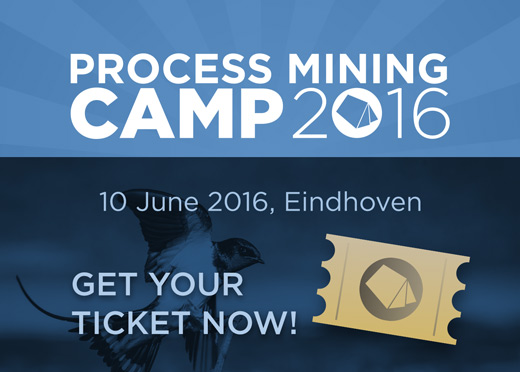 Process Mining Camp 2016 - Get your ticket now!