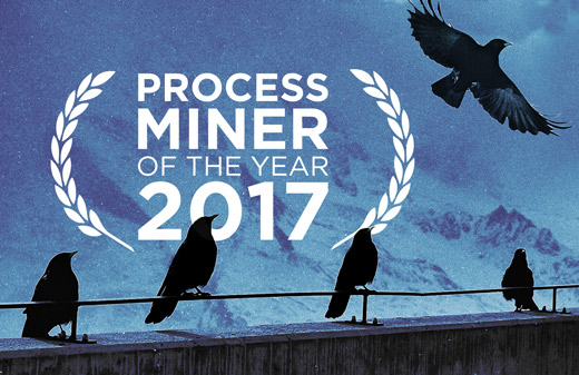 Process Miner Of The Year 2017