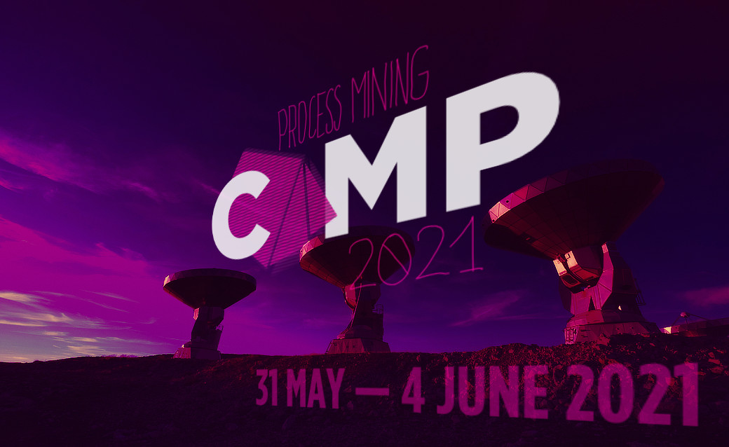 Process Mining Camp 2021